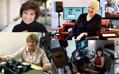 Women in the World of Feature Film Post-Production